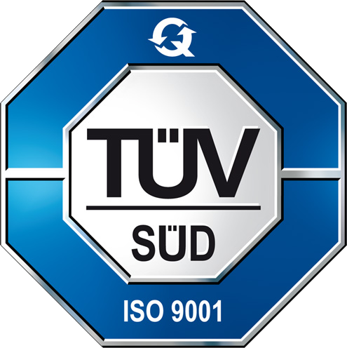 ISO-9001 certificated